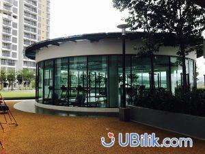 FFurnished Medium Room at You Vista Cheras 3 min walking to MRT Suntex KL Sentral Velocity BBintang ubilik room hostel rental_03