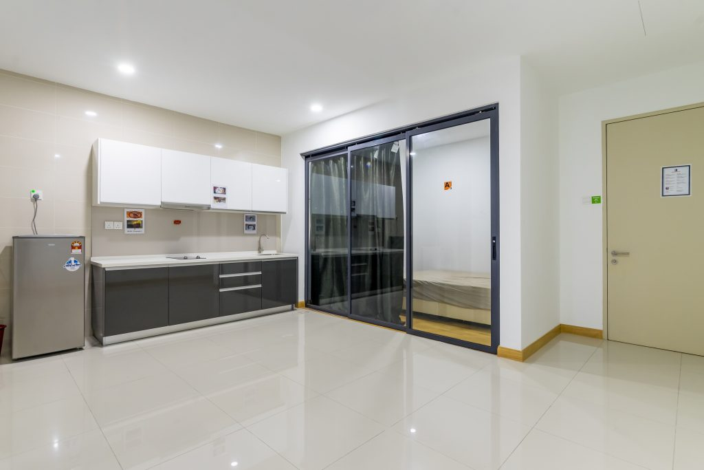 Master Room for rent at KL Gateway Residences, Jalan Kerinchi, Kuala Lumpur